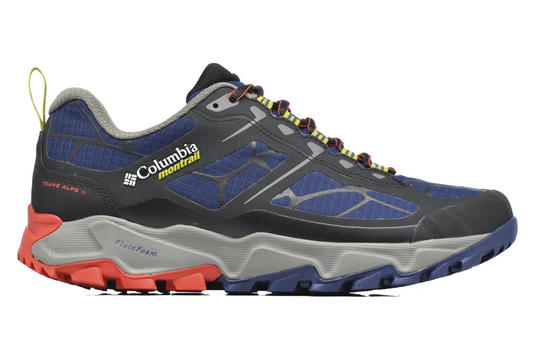 Chaussures de sport Columbia Trans Alps II Bleu vue derrière