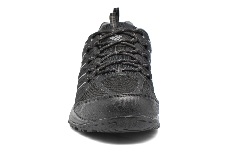 Chaussures de sport Columbia Ventrailia Razor Outdry Noir vue portées chaussures
