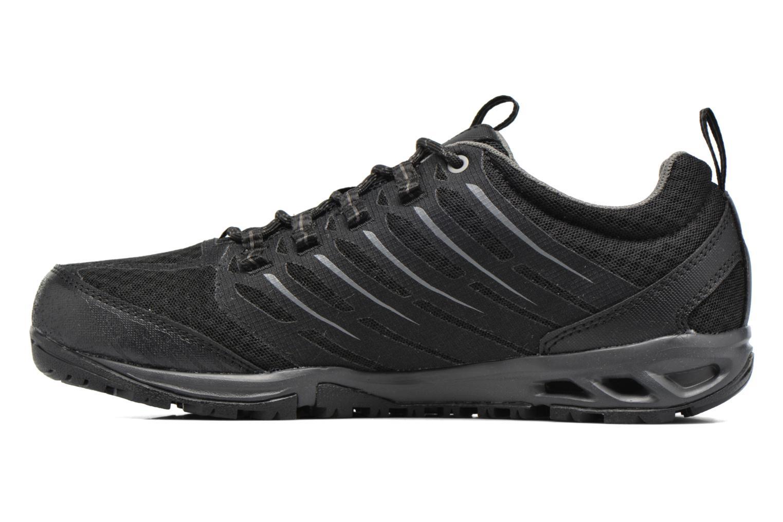 Chaussures de sport Columbia Ventrailia Razor Outdry Noir vue face
