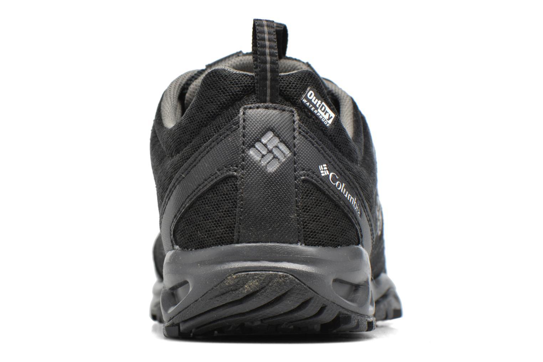 Chaussures de sport Columbia Ventrailia Razor Outdry Noir vue droite