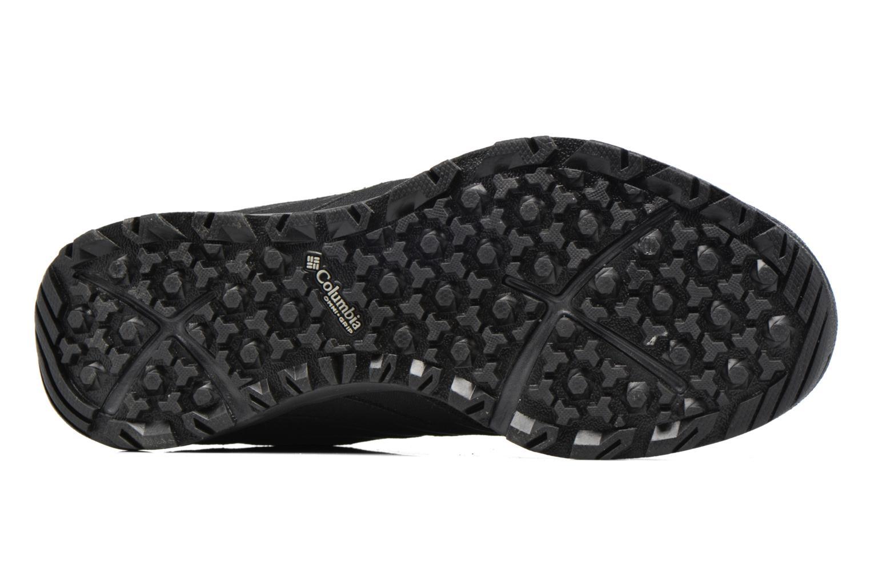 Chaussures de sport Columbia Ventrailia Razor Outdry Noir vue haut