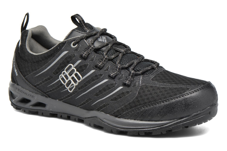 Chaussures de sport Columbia Ventrailia Razor Outdry Noir vue détail/paire