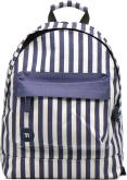 Mochilas Bolsos Premium Seaside Stripe Backpack