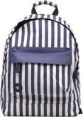 Premium Seaside Stripe Backpack