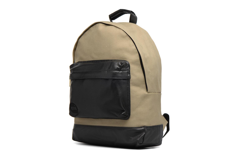 Gold Backpack Tumbled
