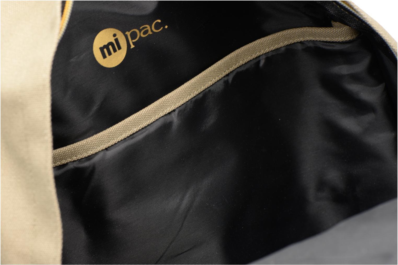 Sacs à dos Mi-Pac Gold Backpack Beige vue derrière