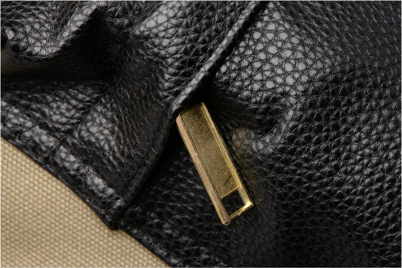 Sacs à dos Mi-Pac Gold Backpack Beige vue gauche