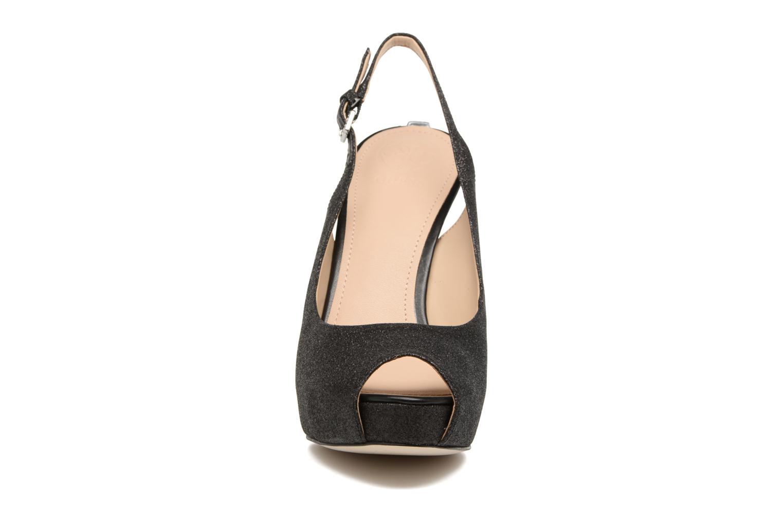 Escarpins Guess HUELE 4 Noir vue portées chaussures