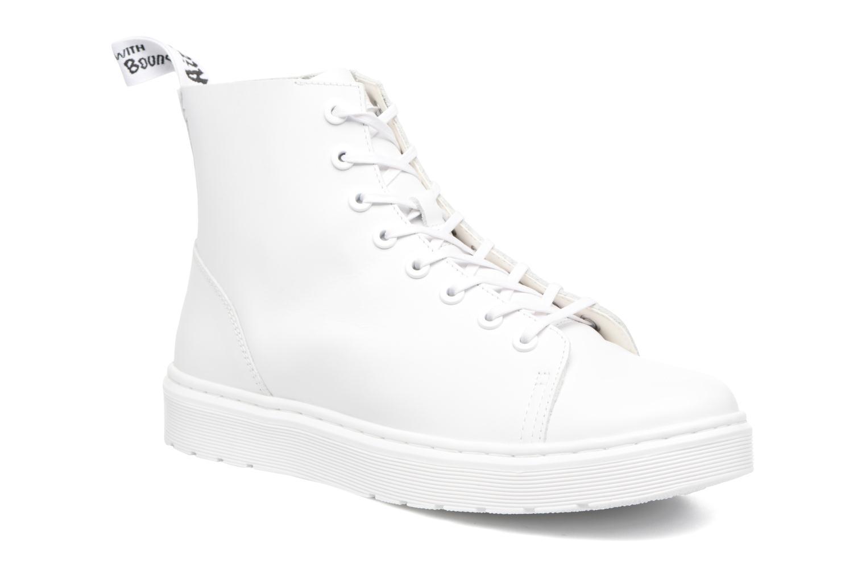Bottines et boots Dr. Martens Talib Blanc vue détail/paire