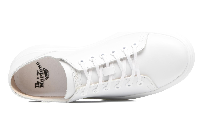 Chaussures à lacets Dr. Martens Dante Blanc vue gauche