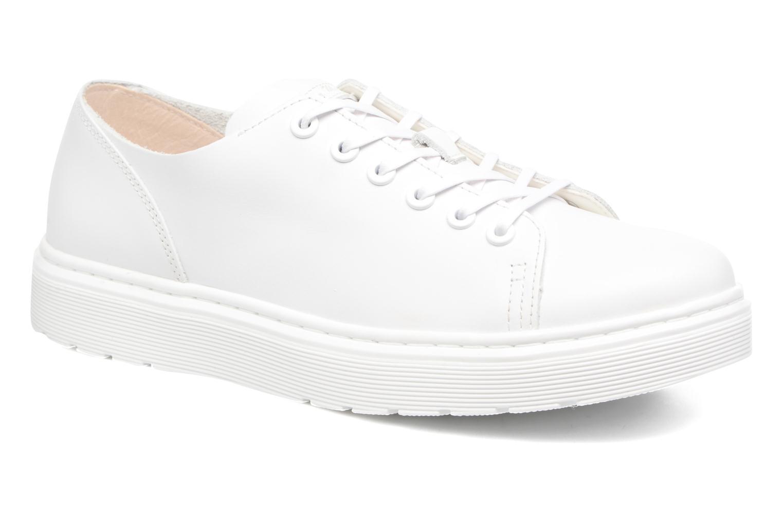 Chaussures à lacets Dr. Martens Dante Blanc vue détail/paire