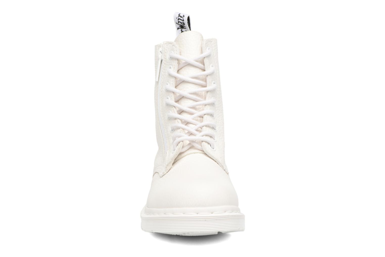 Boots en enkellaarsjes DR. Martens Pascal w/Zip Wit model