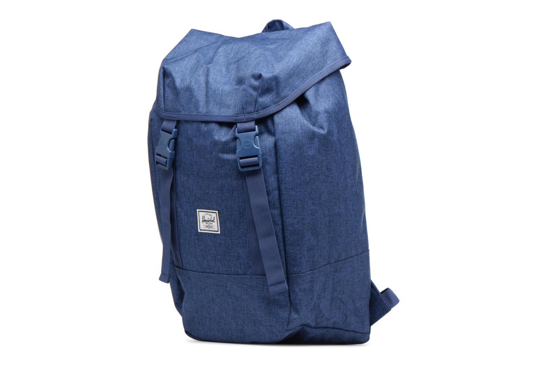 Rucksäcke Herschel Iona blau schuhe getragen