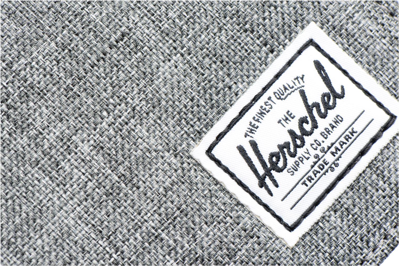 Petite Maroquinerie Herschel Roy coin Gris vue gauche