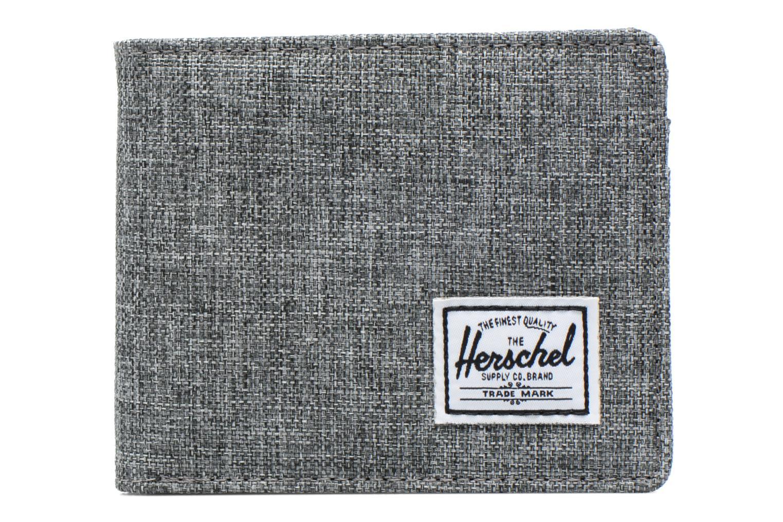 Petite Maroquinerie Herschel Roy coin Gris vue détail/paire