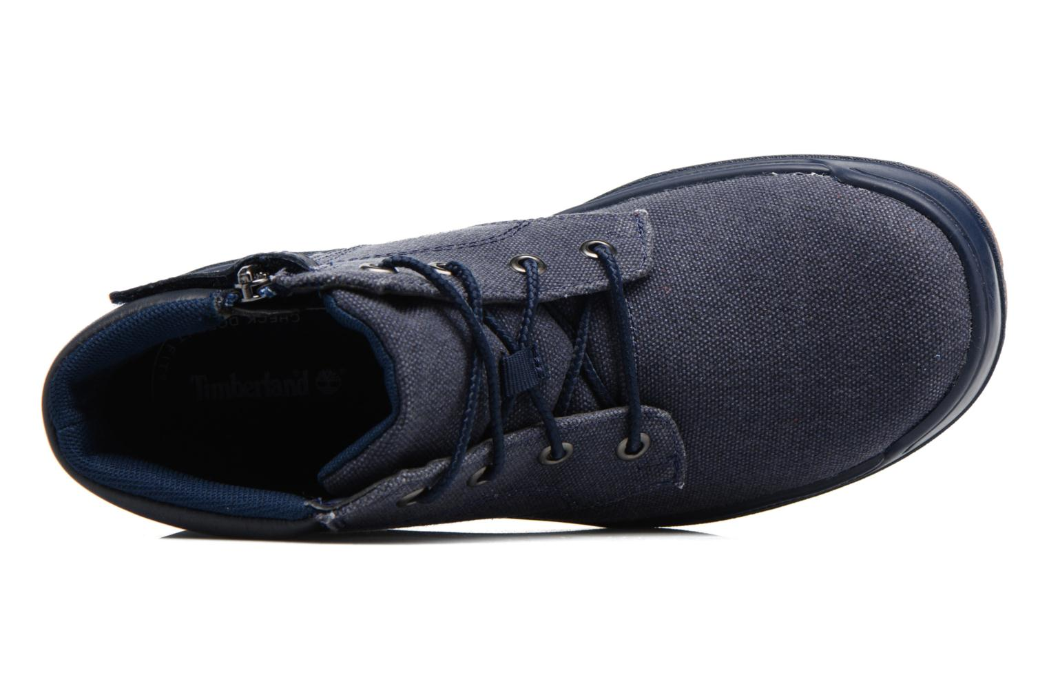 Ramble Wild Canvas Lace Navy Canvas