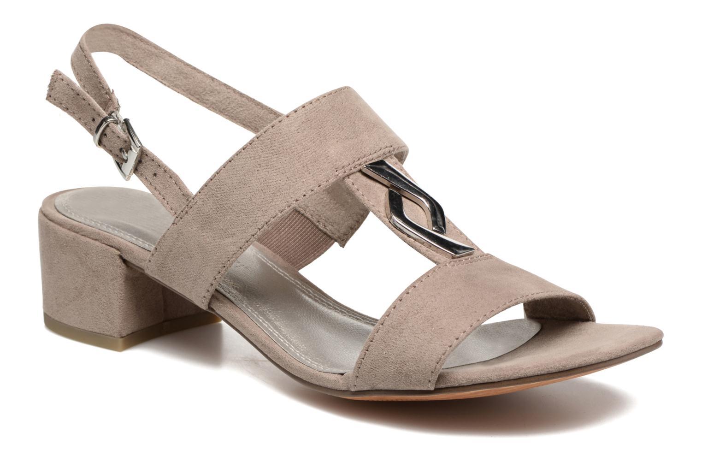 Sandales et nu-pieds Marco Tozzi Nyla Marron vue détail/paire