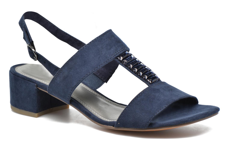 Sandales et nu-pieds Marco Tozzi Nyla Bleu vue détail/paire
