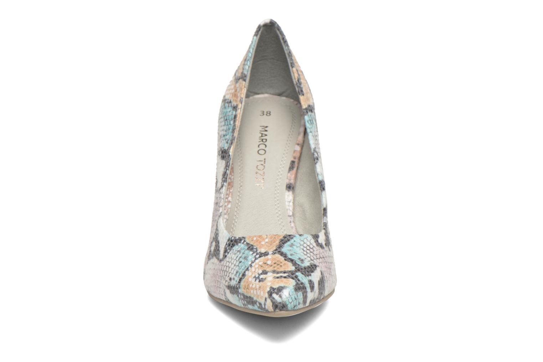 Escarpins Marco Tozzi Nim Multicolore vue portées chaussures