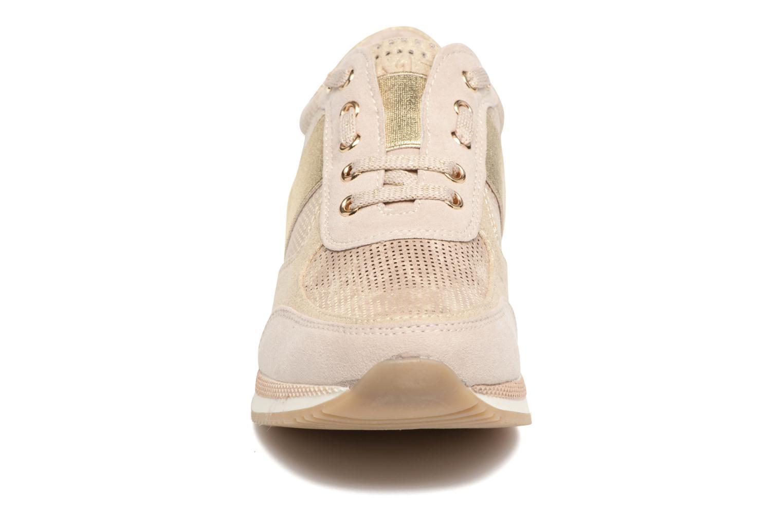 Baskets Marco Tozzi Lôve Beige vue portées chaussures