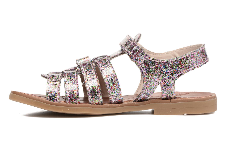 Sandalen Achile Katagami Multicolor voorkant
