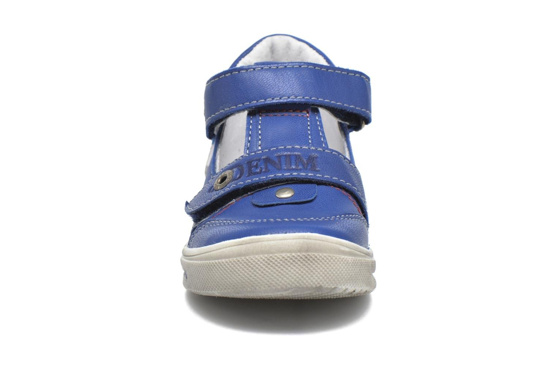 Bottines et boots GBB Pepino Bleu vue portées chaussures