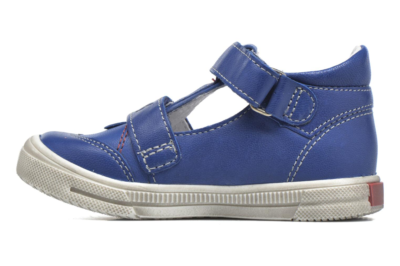 Bottines et boots GBB Pepino Bleu vue face