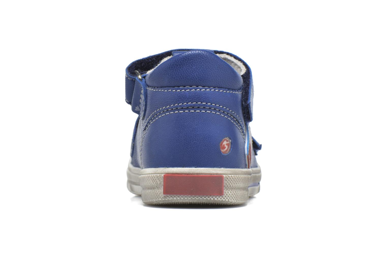 Boots en enkellaarsjes GBB Pepino Blauw rechts