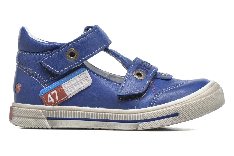 Boots en enkellaarsjes GBB Pepino Blauw achterkant