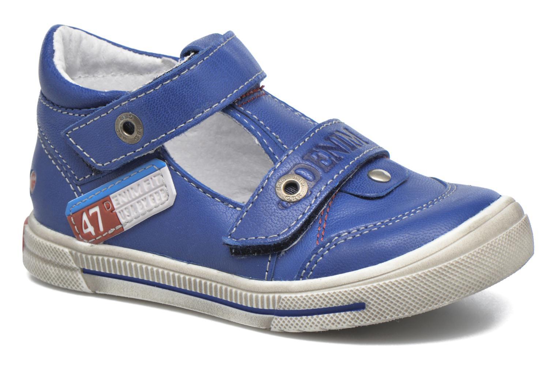 Bottines et boots GBB Pepino Bleu vue détail/paire