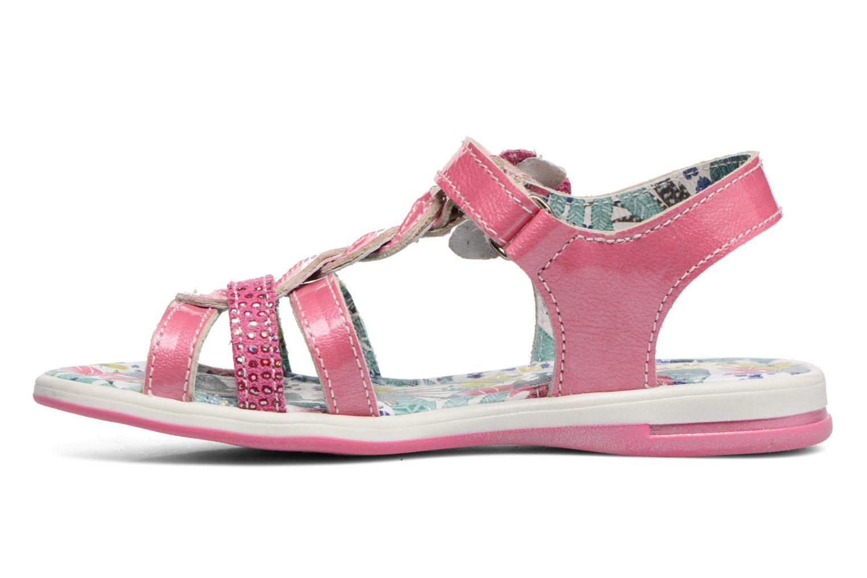 Sandales et nu-pieds Catimini Pekans Rose vue face