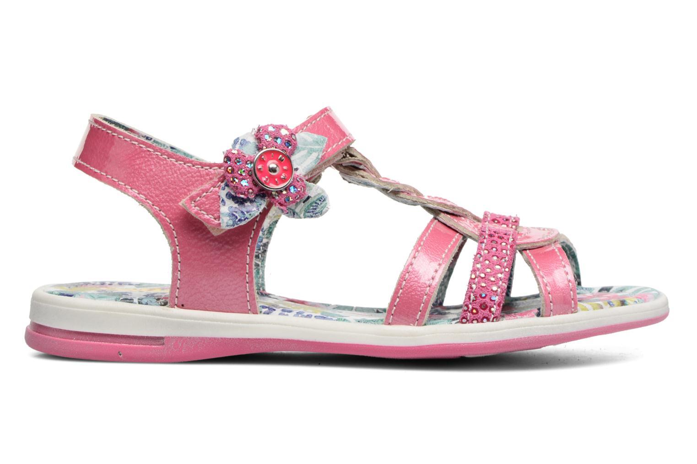 Sandales et nu-pieds Catimini Pekans Rose vue derrière