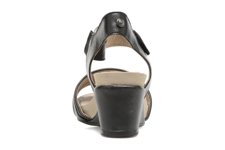 Zapatos promocionales Hush Puppies Eivee (Negro) - Sandalias   Cómodo y bien parecido