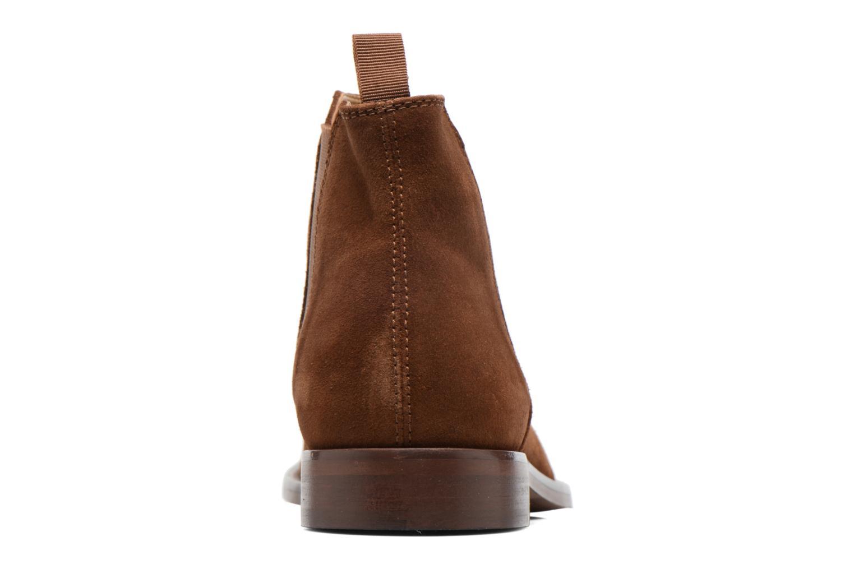 Bottines et boots Aldo VIANELLO-R Marron vue droite