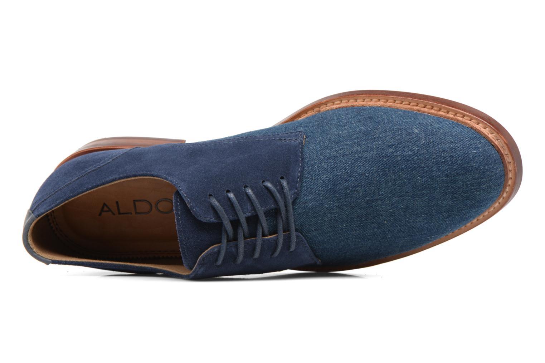 Chaussures à lacets Aldo ULERADIEN Bleu vue gauche