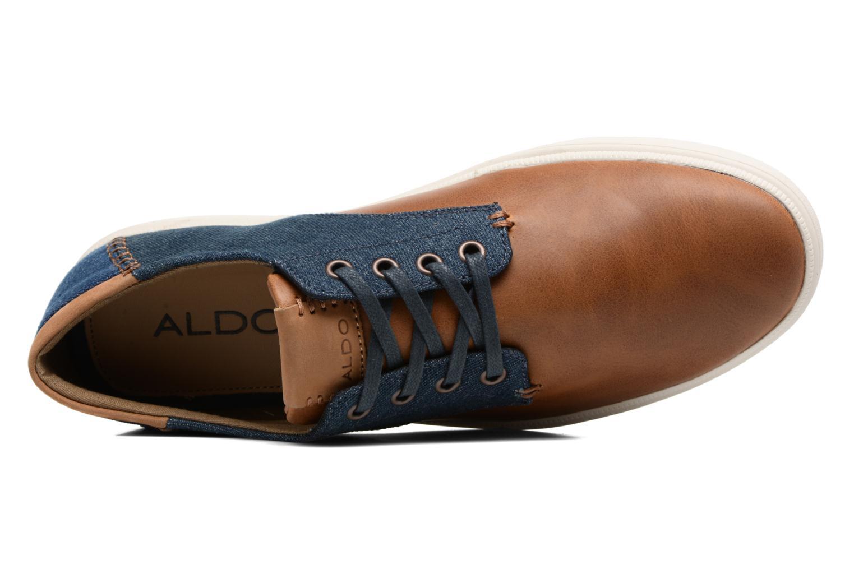 Chaussures à lacets Aldo AFOIMA Marron vue gauche