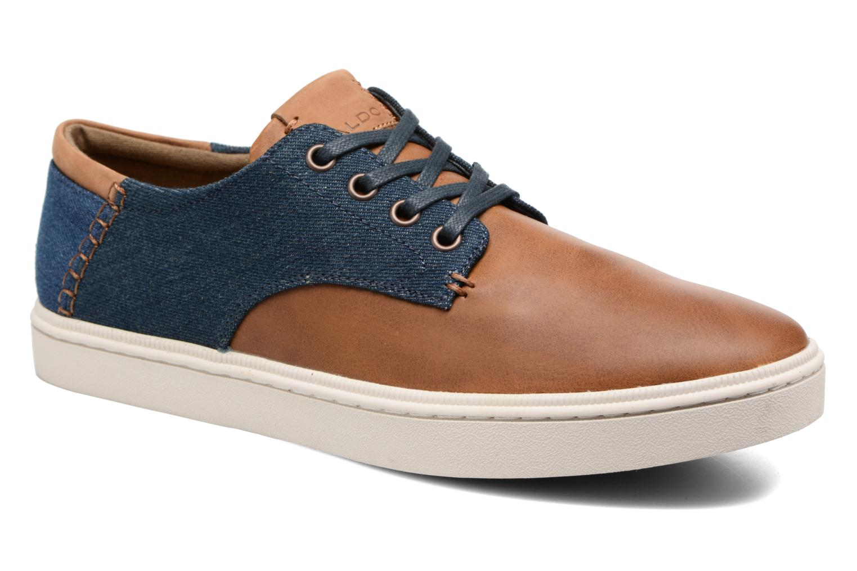 Chaussures à lacets Aldo AFOIMA Marron vue détail/paire