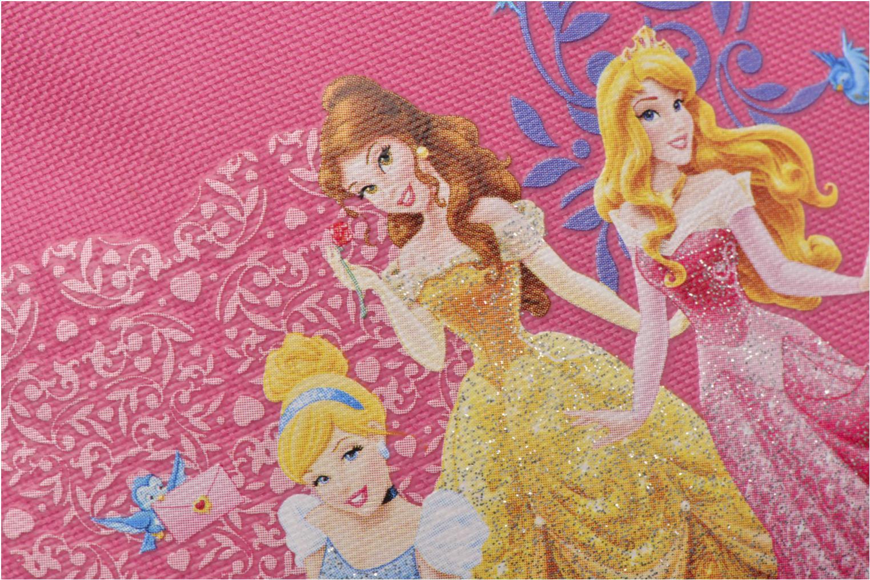 Sacs à dos Disney Sac à dos Princess 22cm Rose vue gauche