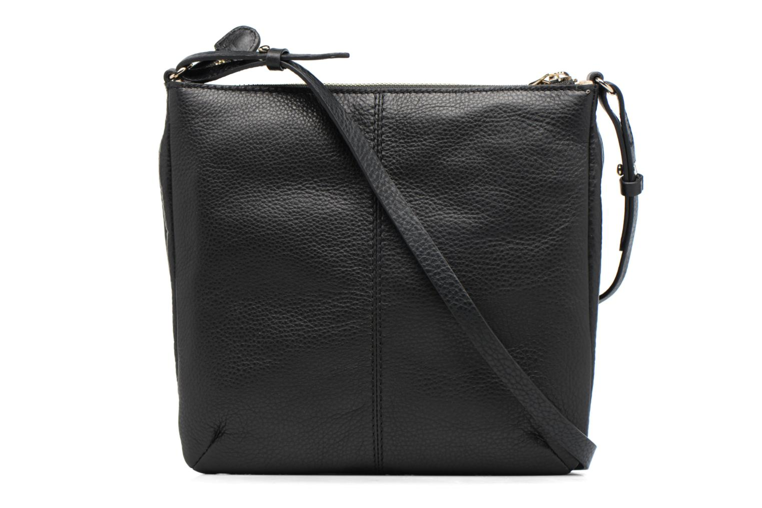 THORNLEY Crossbody cuir Black