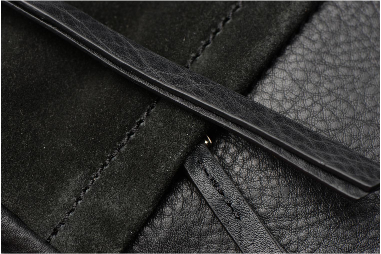 THORNLEY Crossbody cuir Black