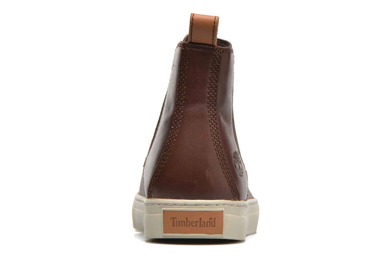 Bottines et boots Timberland Adv 2 0 Cupsole Chelsea Marron vue droite