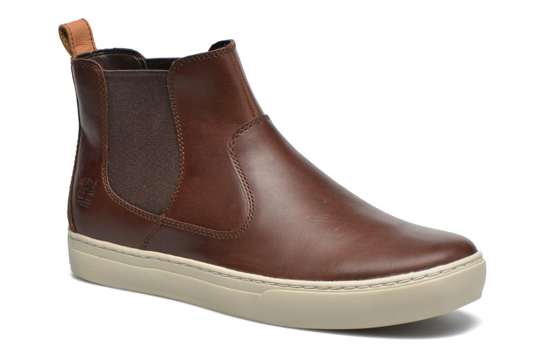 Bottines et boots Timberland Adv 2 0 Cupsole Chelsea Marron vue détail/paire