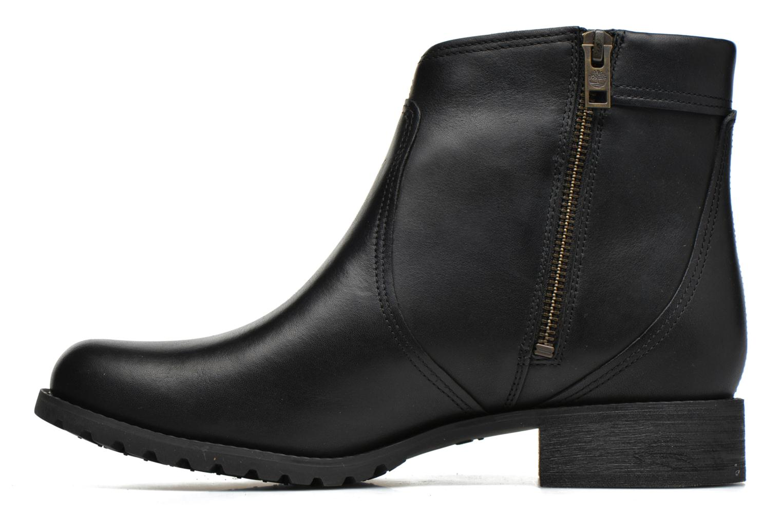 Bottines et boots Timberland Banfield WP Ankle Bo Noir vue face