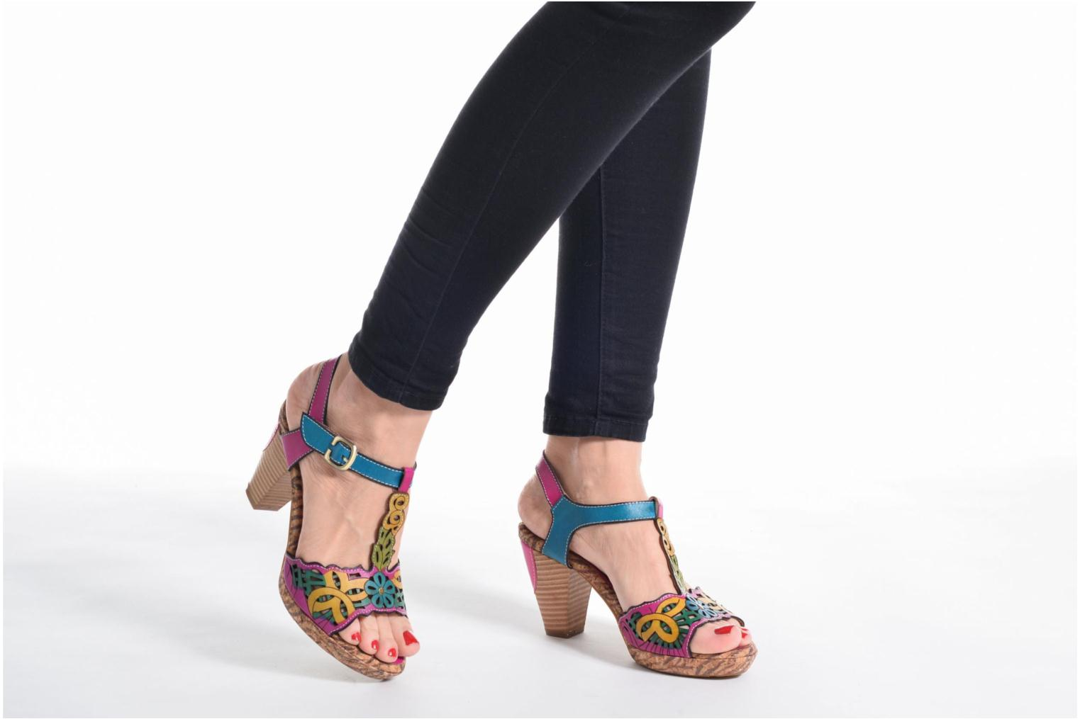 Sandalen Laura Vita Betty 11 Multicolor onder
