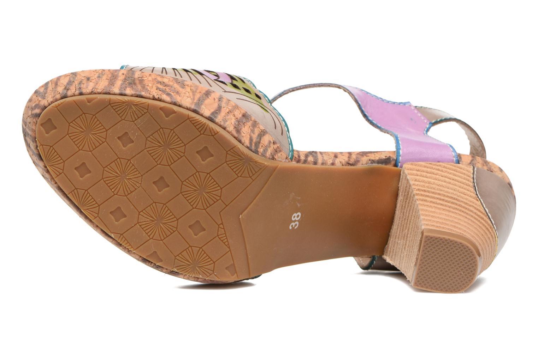 Sandales et nu-pieds Laura Vita Betty 11 Multicolore vue haut