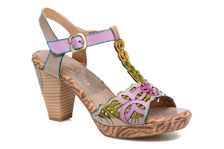 Sandales et nu-pieds Laura Vita Betty 11 Multicolore vue détail/paire