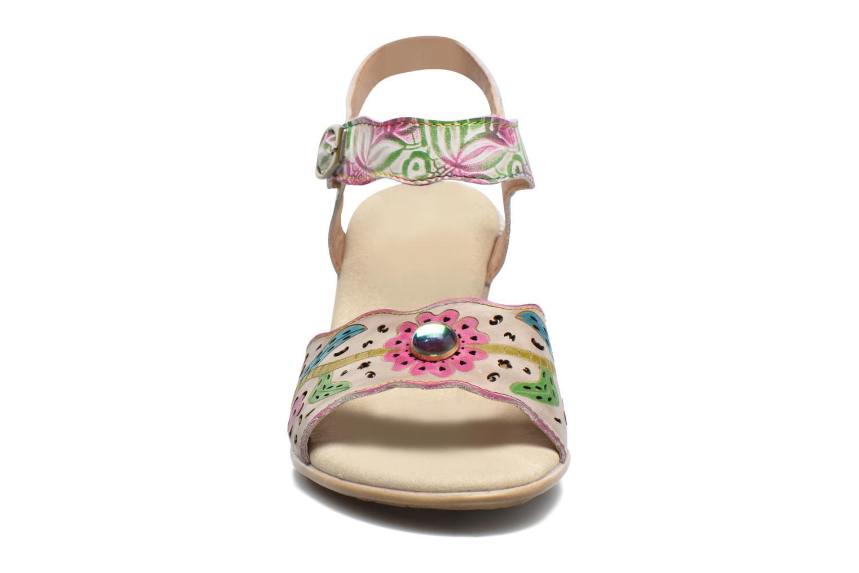 Sandales et nu-pieds Laura Vita Bettino 02 Multicolore vue portées chaussures