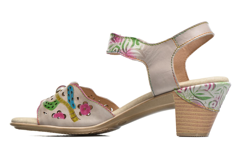 Sandales et nu-pieds Laura Vita Bettino 02 Multicolore vue face
