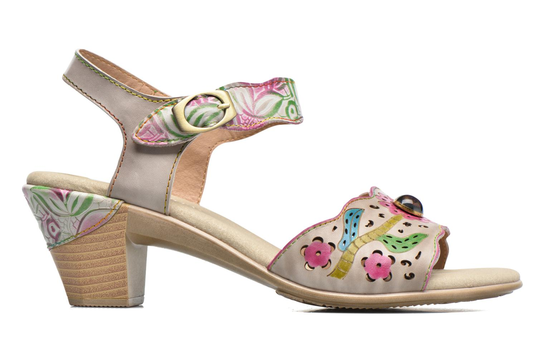 Sandales et nu-pieds Laura Vita Bettino 02 Multicolore vue derrière