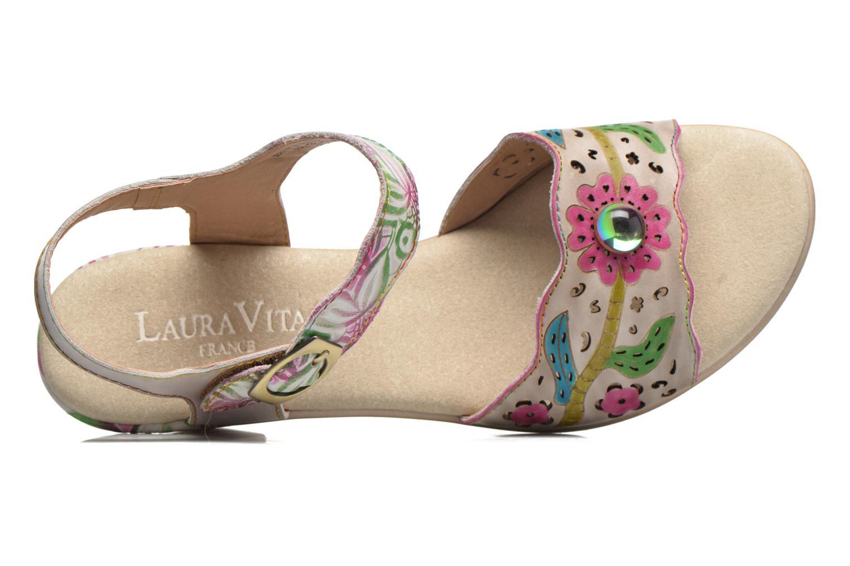 Sandales et nu-pieds Laura Vita Bettino 02 Multicolore vue gauche